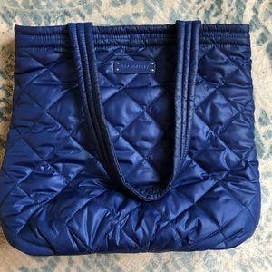VERA BRADLEY Reversible Puffy Tote Bag